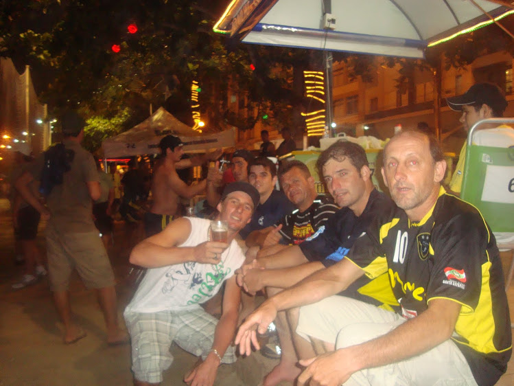 Balneario Camboriu futebol de areia Orca time