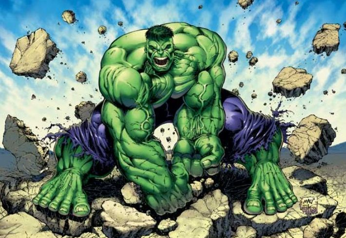 The death and decay hulk smash