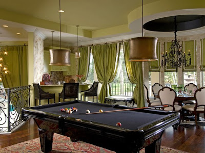 Break Up A Large Room Into Two Or More Activity Areas