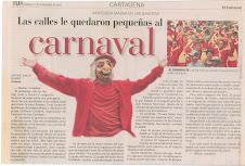 CARNAVAL DE LAS GAVIOTAS