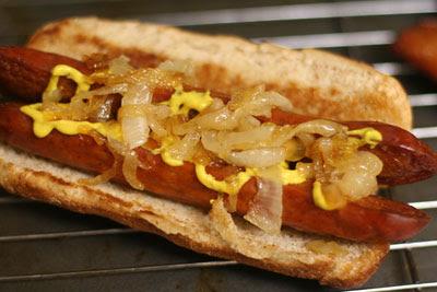 bahama mama hot dog