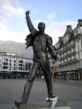 Freddie, Montreaux.