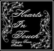 Hearts In Touch Rubber Stamps & More