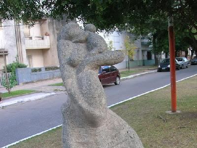 Resistencia Capital de las esculturas