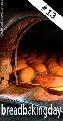 Pan con harina de trigo sarraceno  o alforfón