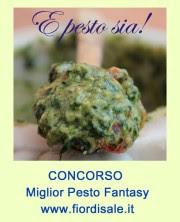 """Pesto  """"vegan"""" de perejil , menta, pistacho con  sésamo"""