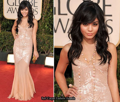 vanessa hudgens height and weight 2010. Who Looked Better at the Golden Globes? Megan Fox VS Vanessa Hudgens!