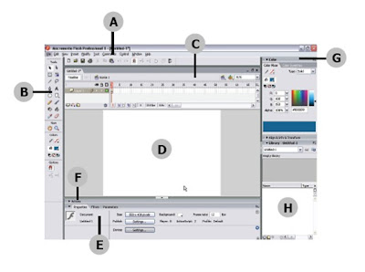 Mengenal Macromedia  Flash  8