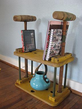 Furniture From Reclaimed Materials Repurposed Antique