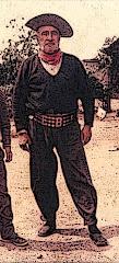 El Finado Eduardo Bilbao. Domador, medio brujo según quienes lo conocieron.
