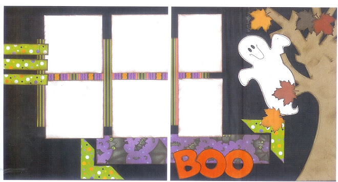 Jessica's Boo - Designed by Jessica Swan