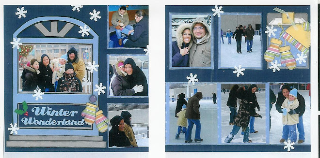 Winter Wonderland --- Designed by Diane Kelly