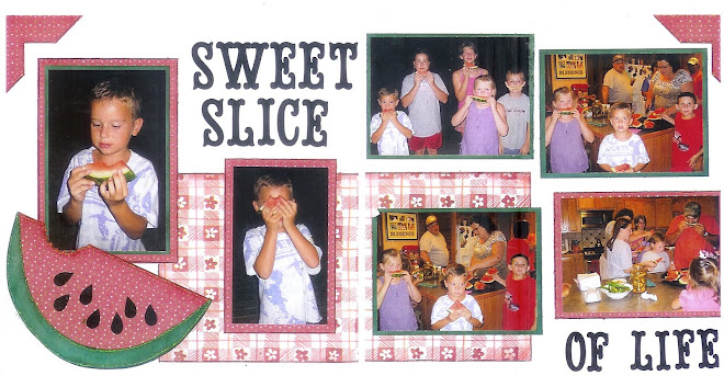 Sweet Slice of Life - Designed by Diane Kelly