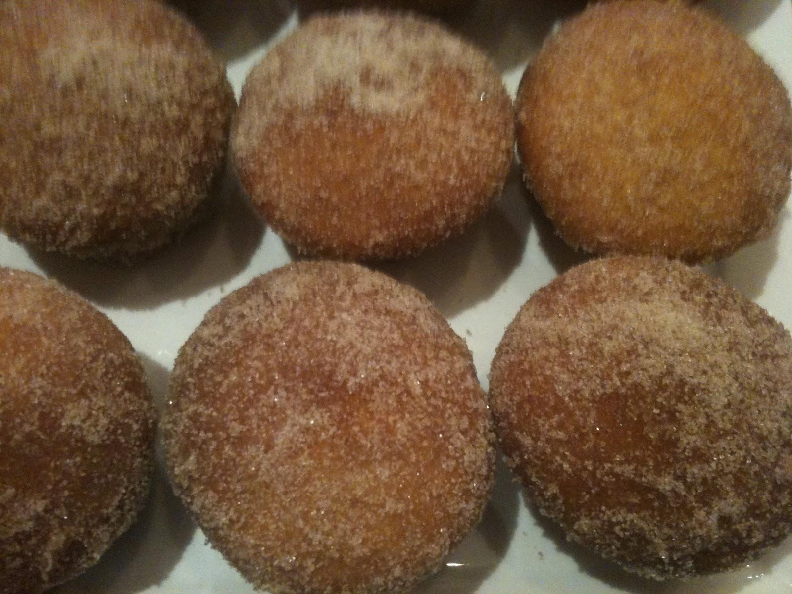 Doughnut Muffins/ Ντονατς κεκακια