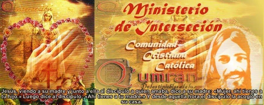 MINISTERIO DE INTERCESIÓN