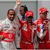 Massa logró el mejor tiempo en Magny-Cours