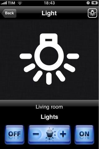 Iluminaci n inal mbrica dom tica sin cables para hogares for Control de iluminacion domotica