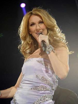 Celine dion At The Show photos ( photos from concerts ) ~ Celine Dion Videos