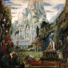 Triomphe Alexandre(por Gustave Moreau)