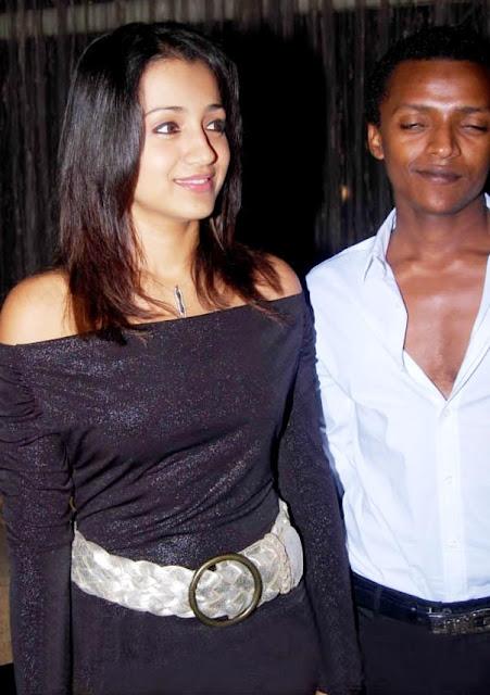 Trish - Ramya Krishnan