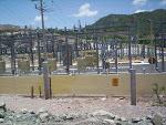 Subestacion electrica 115KV