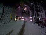 Túnel de desvio No 1.