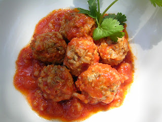 mexicana and rice recipe yummly meatballs mexicana and rice rezept ...