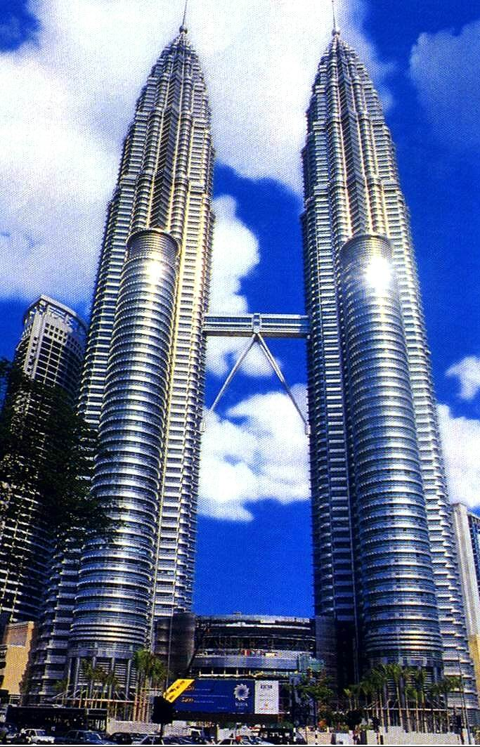 Twin Towers Top