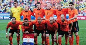 Netherlands will win the world cup