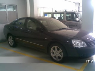 New Proton Car