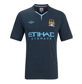 Man City new kit