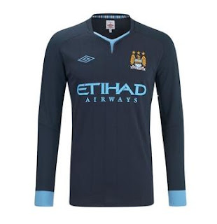 Man City new jersey