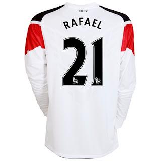 Man Utd new away jersey