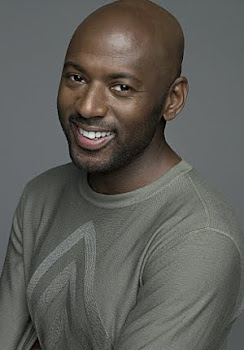 Romany Malco follows Geno&#39;s World on Twitter
