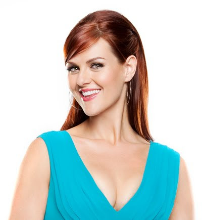 Sara Rue Follows Geno's World on Twitter