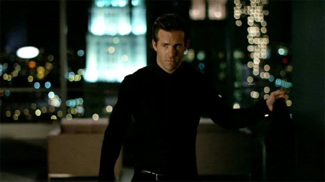 Ryan Reynolds en el anuncio de Hugo Boss Boss Bottled 2010