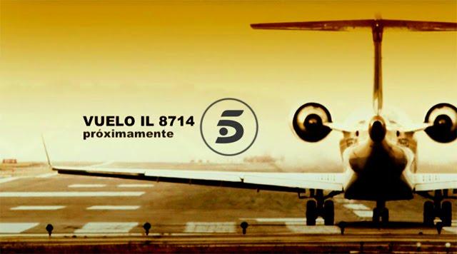 Imagen de la promo de Vuelo IL 8714