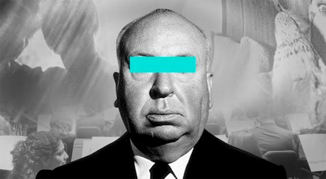 Alfred Hitchcock en la promo Verás