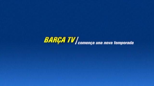 Imagen de la promo Barça TV Verano 2010