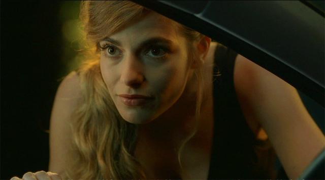 Chica del anuncio del Renault Megane GT Line y Berlina