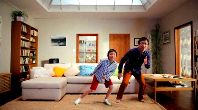 Imagen del anuncio XBOX 360 Kinect Adventures