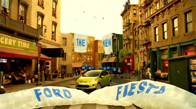 Imagen del anuncio Ford Fiesta Febrero 2011 Mira esto - Esto es algo grande