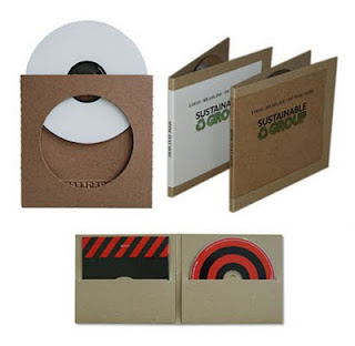 Design Context: Unusual CD cases/sleeves