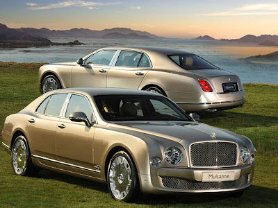 New Bentley Mulsanne Pictures