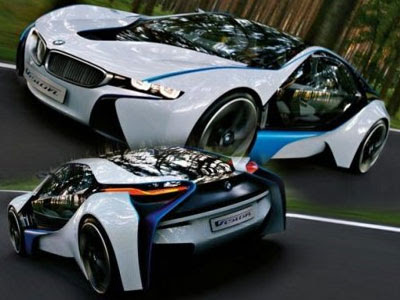 2011 BMW EfficientDynamics concept