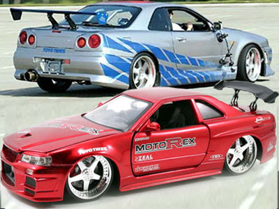 Nissan Skyline  on Skyline R34 Gtr Nissan Super Sports Car  Sports Car And A Sedan