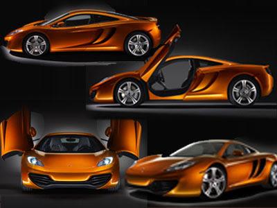 2011 McLaren MP4-12C Gallery