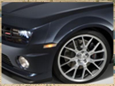 Chevrolet Camaro Ss Concept. 2009 concept Chevrolet Camaro