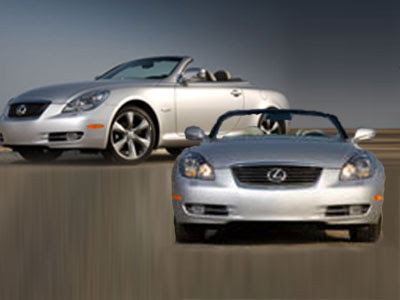 2010 Lexus SC 430 Sports Car Gallery