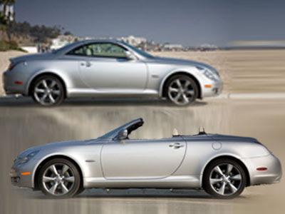Best Lexus SC 430 Sports Car Gallery
